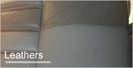 Click here for our leather cleaning services